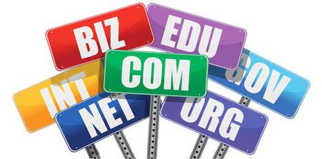 Should I Register My Web Address Under My Name? | Efferent Media's Blog | Domain Names | Scoop.it