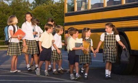 The Debate Over School Uniforms | SchoolTutoring.com | Researching a bill | Scoop.it
