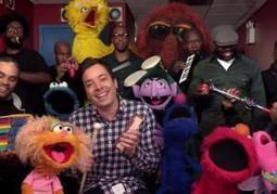 Jimmy Fallon, The Roots sing 'Sesame Street' theme song, play classroom ... - New York Daily News   Children's Music Songs and Videos   Scoop.it