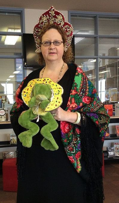 Parade of literary characters | What is a teacher librarian? | Scoop.it