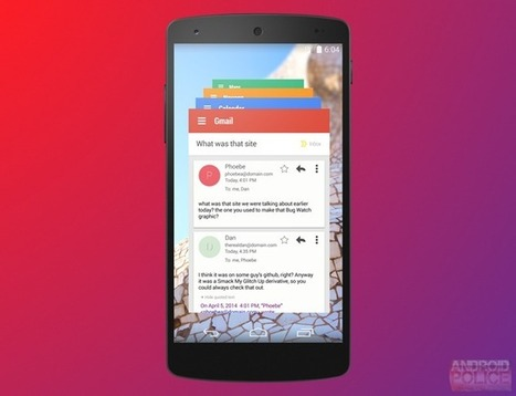 Projet Hera : Android et Chrome réunis dans une application visant l ... - Frandroid | news android from klynefr | Scoop.it