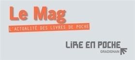 Lire en poche lance un magazine en ligne : actualités - Livres Hebdo | BiblioLivre | Scoop.it