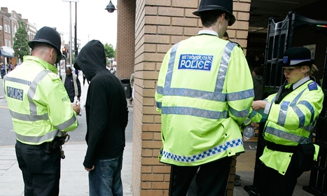 More than 1,000 children under 10 stopped and searched in five years | SocialAction2015 | Scoop.it
