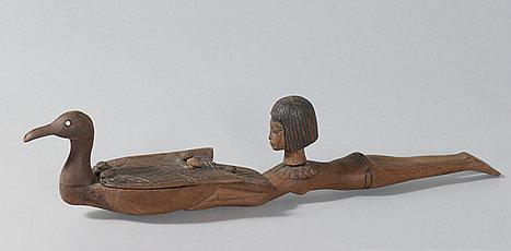 Décodage de l'image égyptienne : les cuillers ornées | Égypt-actus | Scoop.it