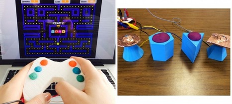 3D Print Electronics Using Play-Doh for Circuits | 3D Virtual-Real Worlds: Ed Tech | Scoop.it