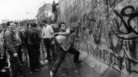 Test the Best : La chute du Mur de Berlin | L'Histoire des Arts en 3ème au collège Vincent Auriol | Scoop.it