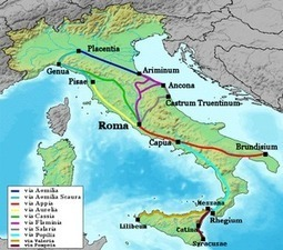 Roman Culture in Etrurian and Campanian Archaeology ~ Roman News and Archeology | Ancient History- New Horizons | Scoop.it