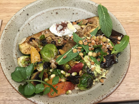Cross Eatery - Clarence Street, Sydney CBD | A list of Sydney food bloggers reviews | Scoop.it