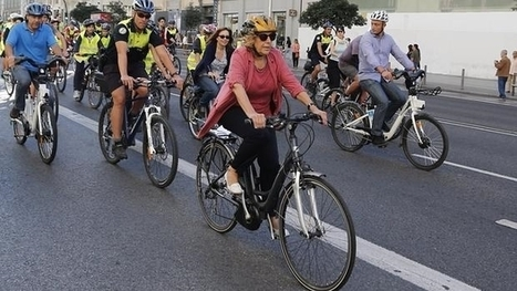 Un paseo en bicicleta para acercar Ámsterdam y Madrid | movilidad sostenible | Scoop.it