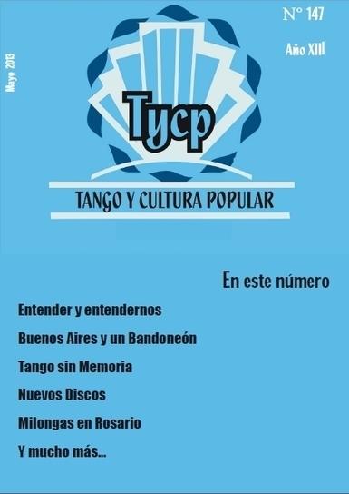 Tango y Cultura Popular de MAYO | Tango | Scoop.it