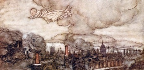 Peter Pan and Wendy: how J M Barrie understood and demonstrated keys aspects of cognition | educational implications | Scoop.it