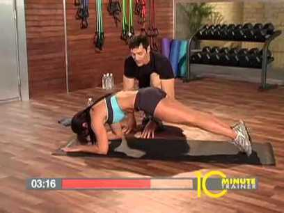 10 Minute Trainer Video by Tony Horton: Free Sample 'Abs' | Beachfitrob | Scoop.it