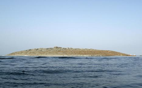 Pakistan earthquake creates new island | Chris' Regional Geography | Scoop.it