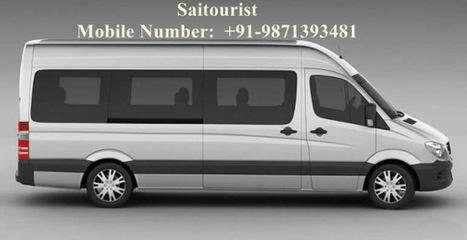 Mini Bus Rental Services Delhi Makes Your Journey Convenient | Hire Tempo Traveller in Delhi | Scoop.it