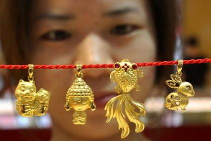 Le marché de l'or a-t-il définitivement migré en Chine? | Or infos | Scoop.it