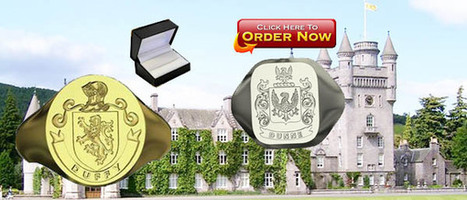A Great Gift - Family Crest Rings - FREE Shipping | Military Shopping | Scoop.it