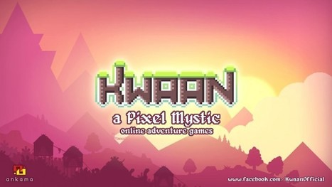KWAAN «is a Mystic Pixel online adventure game» est disponible en bêta sur Steam | Krozmotion | Scoop.it