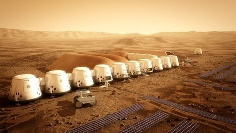 Human mission to Mars is no longer just a sci-fi dream | Urban World | Scoop.it