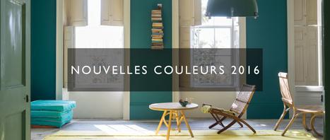 ENTRÉE EN SCÈNE DE NEUF NOUVELLES COULEURS... | Farrow & Ball | Décoration, tendances et bons plans | Scoop.it