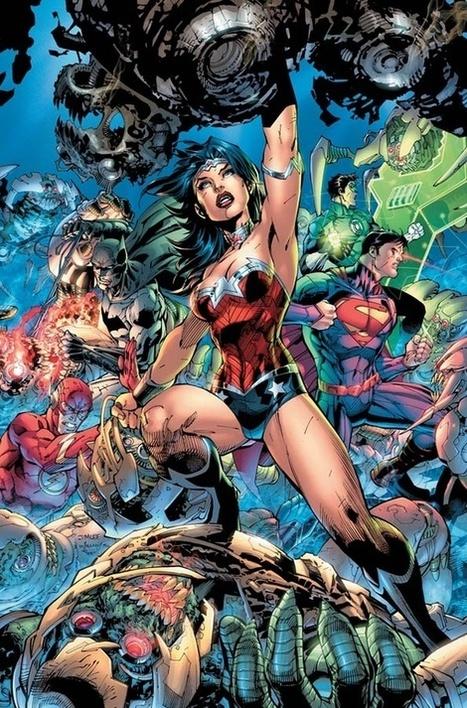 Wonder Woman (Diana Prince) complete profile | VI Geek Zone (GZ) | Scoop.it