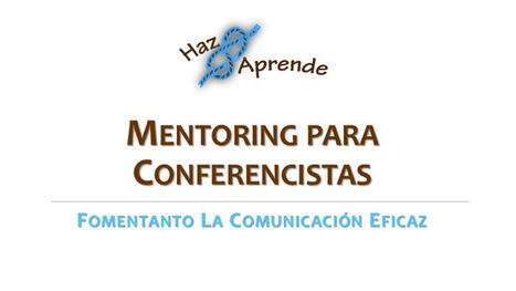 Capitaliza mi experiencia | Conferencistas | Scoop.it