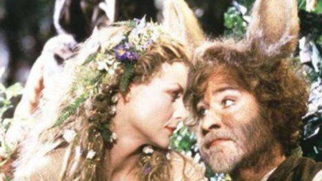 Literary Criticism: The Bottomless Dream | Nick F's A Midsummer Night's Dream | Scoop.it
