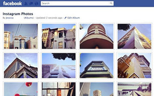 Instagram Photos Now Show Up Full Size on Facebook | SM | Scoop.it