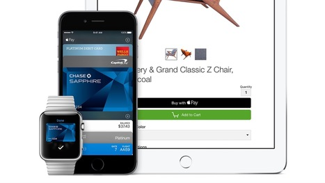 Opinion: How Apple Pay has changed in year one, and what progress year two should bring | Macwidgets..some mac news clips | Scoop.it