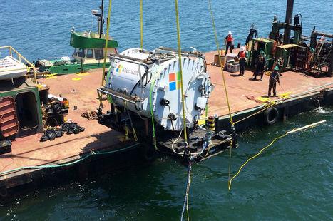 Le data center sous-marin est le futur du cloud, selon Microsoft Research I Julien Bergounhoux | Propriété Intellectuelle et Numérique | Scoop.it