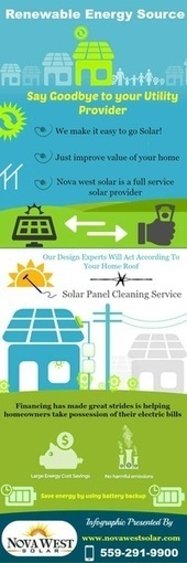 Solar System Installation for Home   Leasing Solar Panels Fresno   Scoop.it