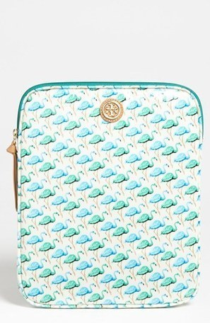 Tory Burch Coated Poplin Tablet Sleeve | Nordstrom | Mahattan | Scoop.it