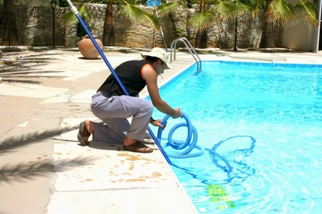 Detecting Swimming Pool Leak Detection | Apple Pools Pty Ltd | Scoop.it