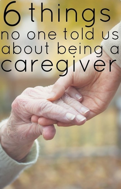 """6 Things No One Told Us About Being a Caregiver 