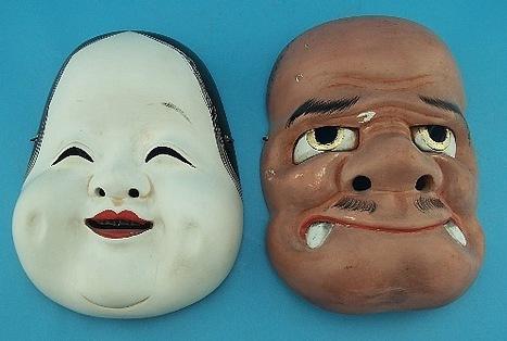 Antiques Chinese Masks | Una mirada occidental-Teatro Chino | Scoop.it