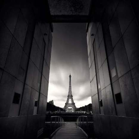 Paris in Black & White by Damien Vassart #art #photography #Paris #Black&White | Cool Art | Scoop.it