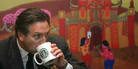 China Is Mad About Latte Prices, But Starbucks Won't Budge | Business in China | Scoop.it