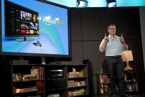 Amazon has unveiled its great video-streaming device Amazon Fire TV at $99 | digital mentalist  and cool innovations | Scoop.it