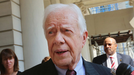 'America has no functioning democracy' – Jimmy Carter on NSA | Daily Crew | Scoop.it