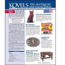 Kovels on Antiques and Collectibles Newsletter Celebrates Its 40th Year With ... - PR Web (press release) | Blarney_Stone Antiques and Collectibles | Scoop.it