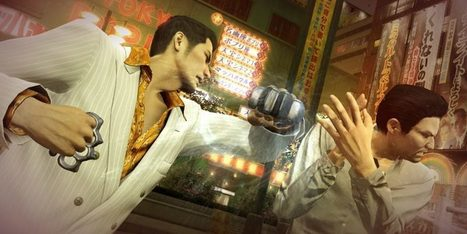 Yakuza 0 Launches in the Americas and Europe on January 24 for PS4 | Video Games | Scoop.it