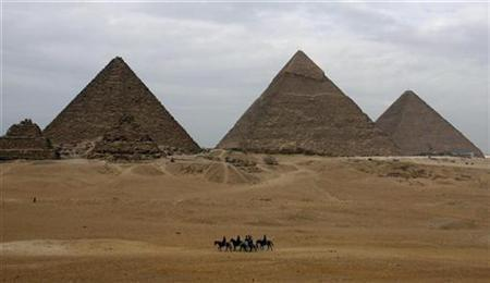 Interior Ministry: We take threats to destroy Pyramids and Sphinx seriously | Égypt-actus | Scoop.it