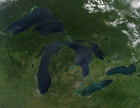 Great Lakes Facts | Geography Education | Scoop.it
