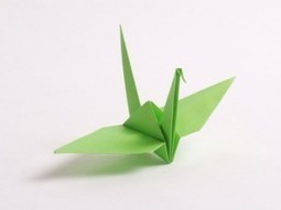Langkah dan Cara membuat Origami Burung Bangau | ENTERTAINMENT | Scoop.it