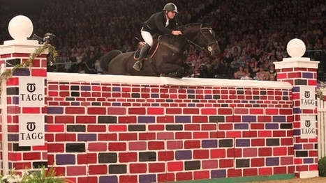 Horse of the Year Show kicks off - Good luck to Key-Rider John Whitaker   Red Horse News   Scoop.it