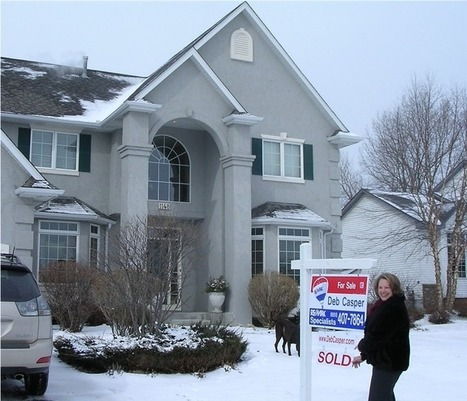 January 2014 Existing Home Sales:  Winter Weather and Pricing Problems? | Learning to Trade Forex and CFDs | Scoop.it