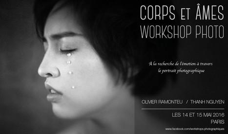 Workshop photo « Corps et âmes » à Paris : développer une approche personnelle et sensible du portrait | Photography Stuff For You | Scoop.it