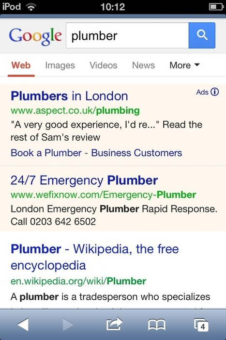 Optimizing Your Local Presence for Mobile Search (and vice versa!) | distilled | Surviving Social Chaos | Scoop.it