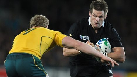 All Blacks end Wallabies World Cup dream | RWC - Rugby World Cup 2011 | Scoop.it