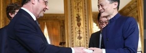 Alibaba va ouvrir une ambassade e-commerce à Paris | Just4com | Scoop.it