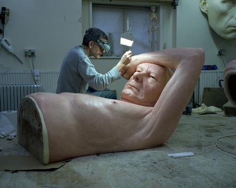 ron mueck's figurative sculptures at fondation cartier, paris | Ébène SOUNDJATA | Scoop.it